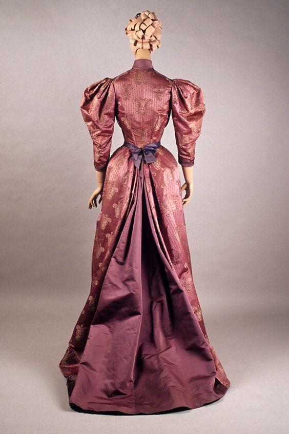 Day Dress c. 1893
