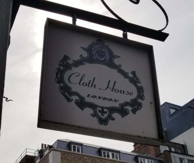 London Cloth House