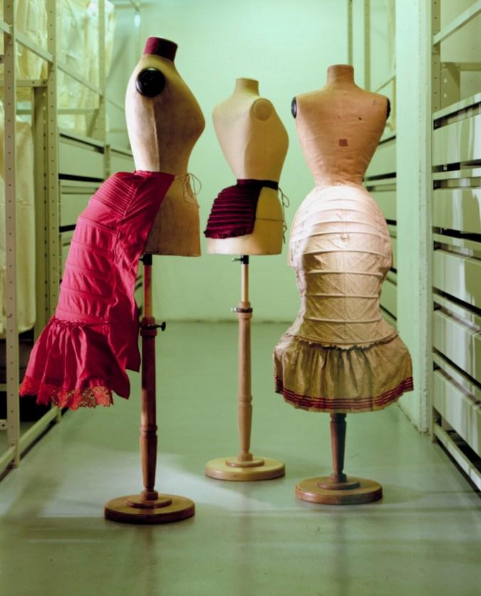 Bustles The Galliera Museum – the Musée de la Mode de la Ville de Paris