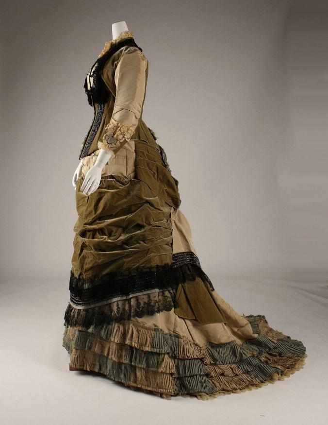 Day Dress 1878