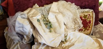 Tombstone Historic Home Tour 2018 Worth Wedding Gown