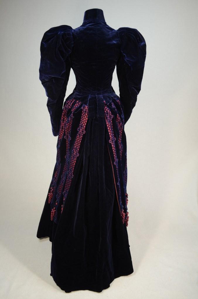 Day Dress 1892