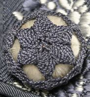 Detail View Of Button