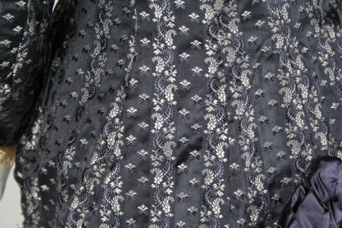 Detail View Of Fabric