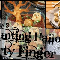 Lily & Frog Friday 5: 5 Haunting Halloween Party Food Ideas