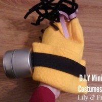 Despicable Me: DIY Minion Costume