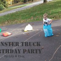 Monster Truck Birthday Party Games, Printables & Decorations