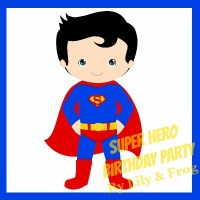 Super Hero Birthday Party Games