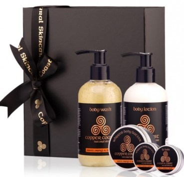 Sweet orange gift set