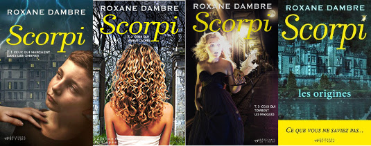 La trilogie Scorpi