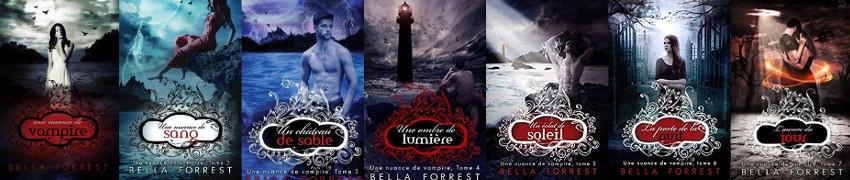 Une nuance de vampire: L'histoire de Sofia et Derek