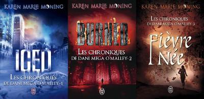 Les chroniques de Dani Mega O'Malley (tome 1, 2 et 3)