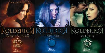La trilogie: Kolderick