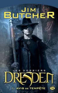 Les Dossiers Dresden, tome 1: Avis de tempête