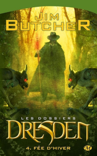 Les Dossiers Dresden, tome 4: Fée d'hiver