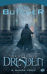 Les Dossiers Dresden, tome 5: Suaire froid