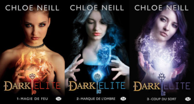 Dark Elite de Chloe Neill