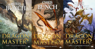 Dragon Master de Chris Bunch