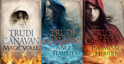 La Loi du millénaire de Trudi Canavan (les trois premiers tomes)