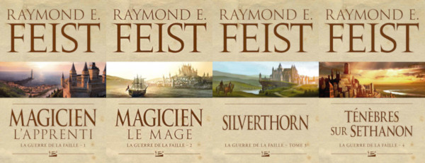 La Guerre de la Faille de Raymond E. Feist