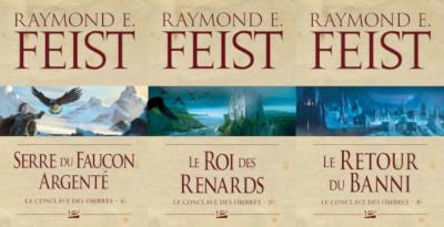 Le Conclave des Ombres de Raymond E. Feist