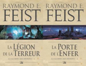 La Guerre des démons de Raymond E. Feist