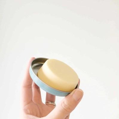 palet déodorant homemade