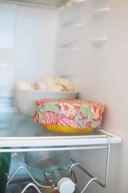 37. mon plat protégé par le beewrap pour un frigo zero déchet