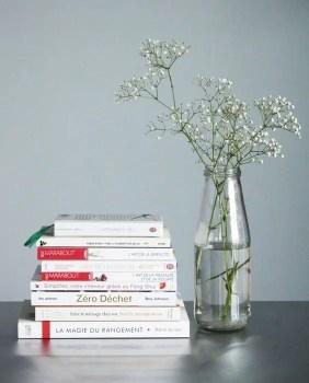 lecture zéro déchet et minimalisme