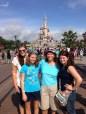Scotts take Disney Paris