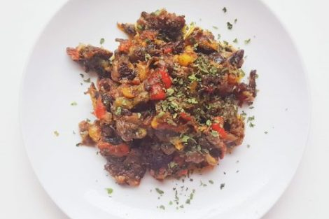 salade cuite chabbat cookeo