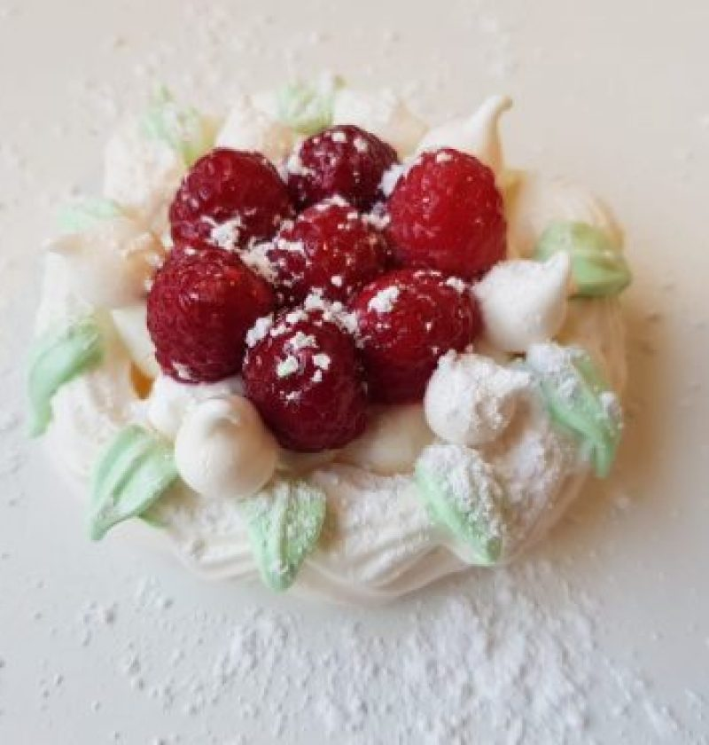 pavolova cyril lignac lilygourmandises blog culinaire