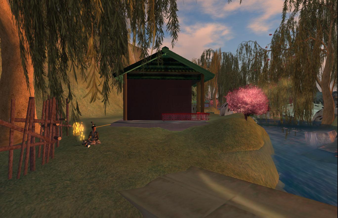 Tao's Peach Blossom Utopia