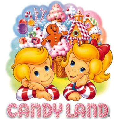 If I Lived In Candyland (1/4)