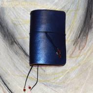 Goatskin, Tooling Leather, Carnelian
