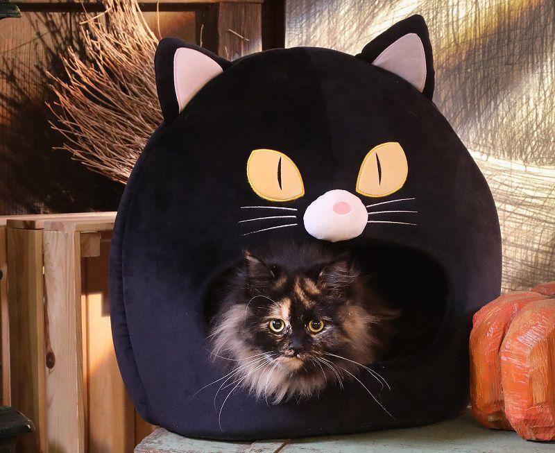 Cuccetta Tricky Black Cat by Croci