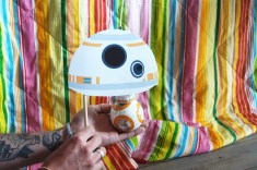 BB8 disneybound party