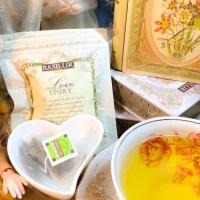 """*TEAREPO*「スリランカ🇱🇰から""""緑茶とハーブで彩る淡く優しい、でも少し苦味もある愛のストーリー""""」/バシラーティー【ミニチュアラブストーリーⅠ】"""