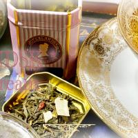 """*TEAREPO*「デンマーク🇩🇰から""""緑茶で彩る、軽くて優しいストロベリーティーを…""""」/ウスターランスク 【 ストロベリークリーム 】"""