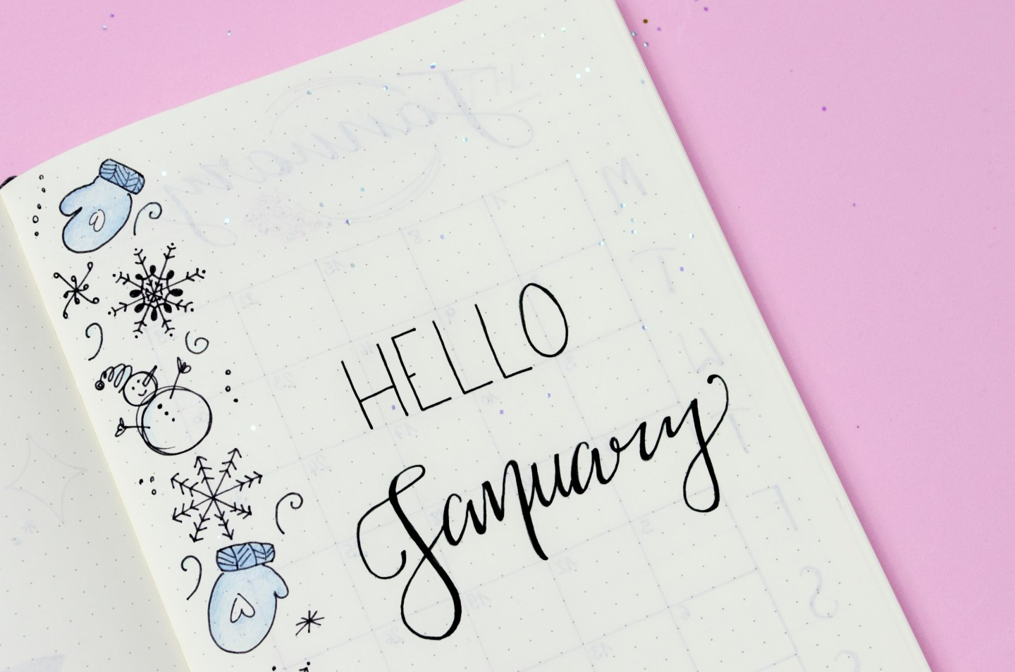 LIFESTYLE | STARTING MY BULLET JOURNAL AND 2018 SET-UP
