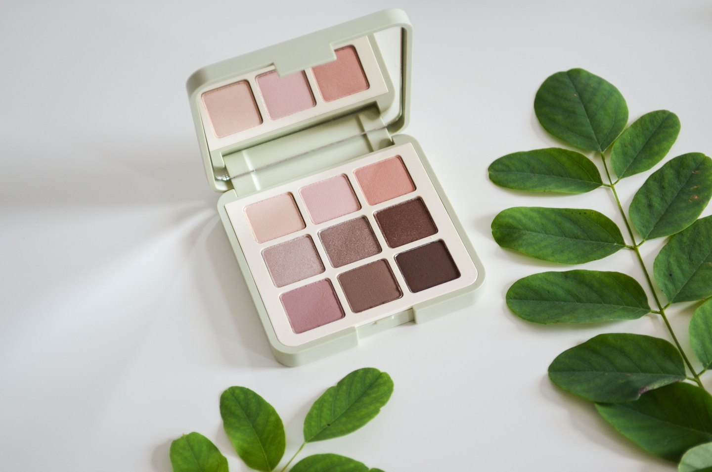 KIKO GREEN ME EYESHADOW PALETTE