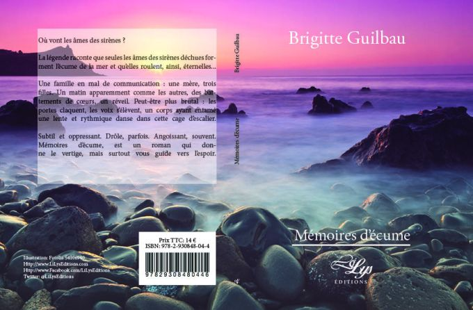 Mémoire d'écume Final Cover