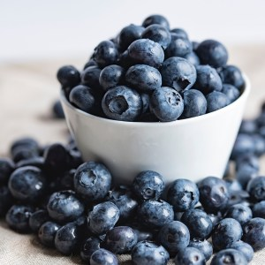 bilberries, berry, fruits