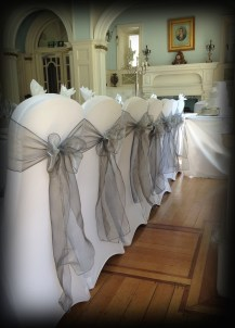 Lily Special Events Chair Covers Glasgow