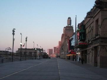 Atlantic City - New York