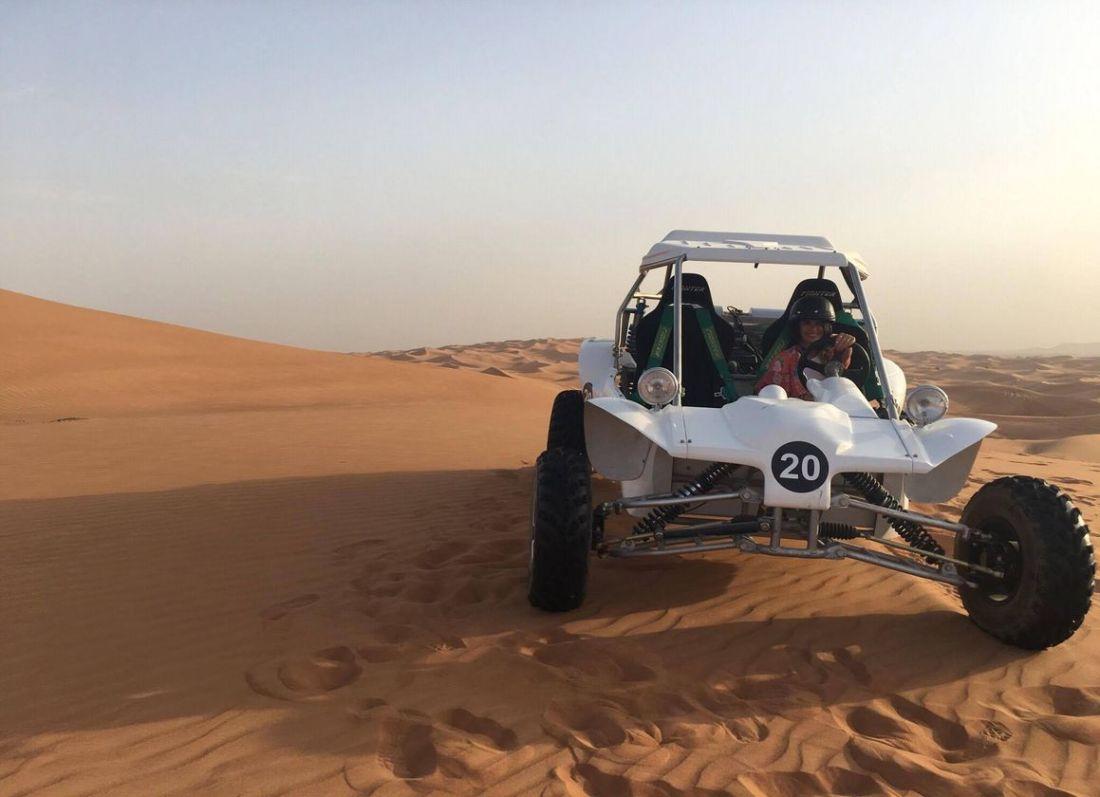 buggy desert dubai