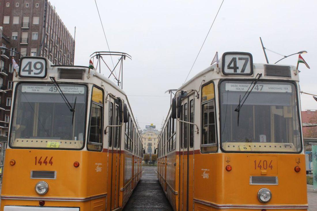 Budapest citytrip lilytoutsourire - métro