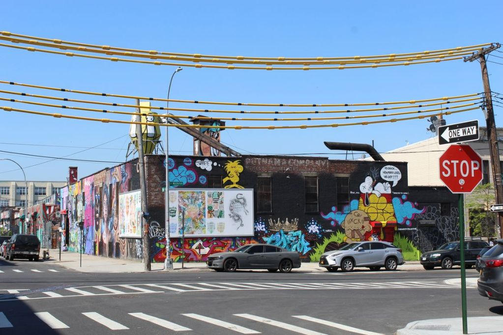 lilytoutsourire - brooklyn de williamsburg a bushwick