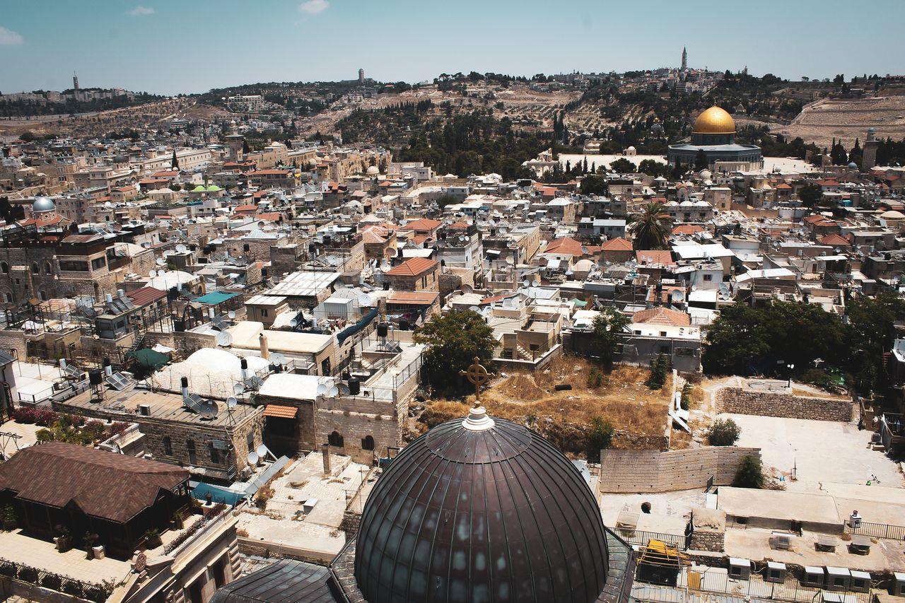 lilytoutsourire - une journée à Jérusalem (1)
