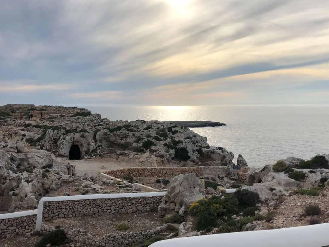Minorque sunset - coucher de soleil au phare de cavalleria (5)